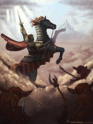 Ganzine - Storming the Castle